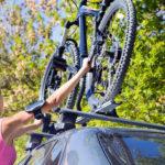 Bagażnik dachowy na rower