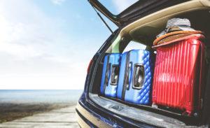 pojemność bagażnika samochodowego