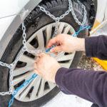 Kiedy można używać łańcuchów śniegowych i jak je zakładać?
