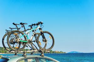 Mocowanie bagażnika rowerowego na 2 sposoby