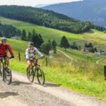 Rowerem w górach