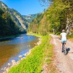 Jedna z najpiękniejszych tras rowerowych w Polsce - VeloMalopolska